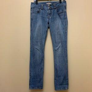 CAbi Straight Jeans Style# 347 Sz 6